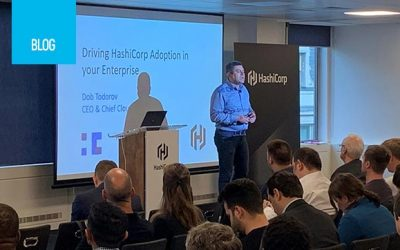 HashiCorp Strategy Day – Unlocking the Cloud Operating Model