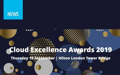 "HeleCloud shortlisted for ""Best Cloud Support Provider"" at Cloud Excellence Awards 2019"