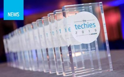 "HeleCloud shortlisted for ""Enterprise Start-up of the Year"" award at The Techies 2019"