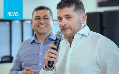 HeleCloud celebrates its new office in Sofia with over 100 customers, partners, friends and employees