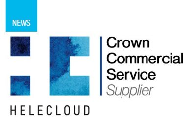 HeleCloud Confirmed as a Digital Marketplace Supplier under the G-Cloud 9 Framework