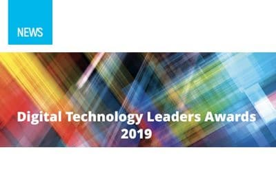 HeleCloud shortlisted for 3 Awards at the Digital Technology Leaders Awards 2019