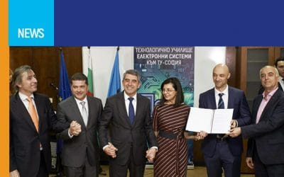Branch Organizations Signed a Software Education Agreement with the Bulgarian Ministry of Education and Science to Meet the Growing Business Demand