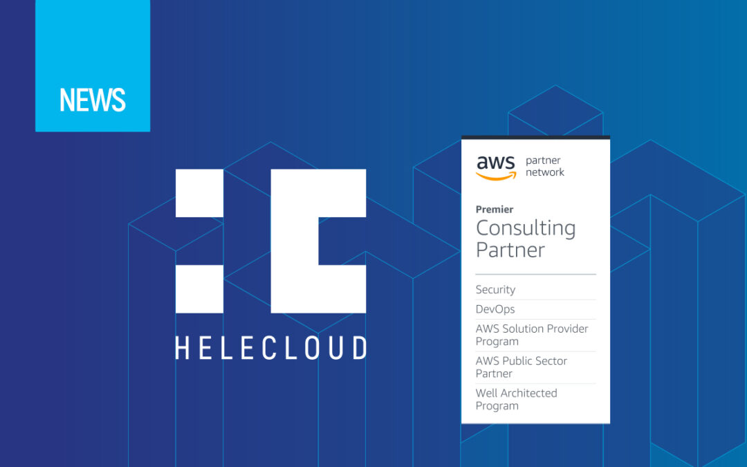 HeleCloud Achieves Premier Consulting Partner Status on the Amazon Web Services (AWS) Partner Network