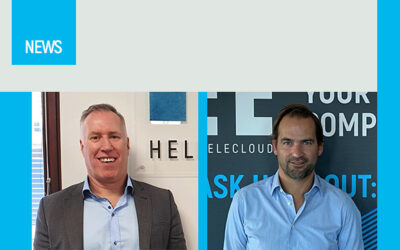 HeleCloud appoints Marty Legg as the EMEA Head of Sales & Marketing and Robin Scholten as the Benelux Regional General Manager