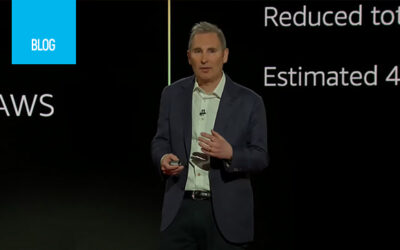 Key Takeaways From Andy Jassy's Keynote of re:Invent 2020