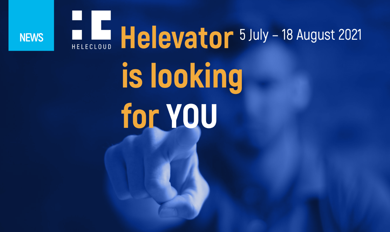 HeleCloud launches its brand new Helevator programme