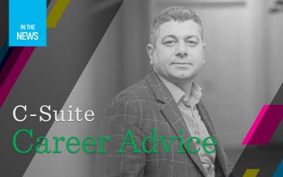 C-suite career advice: Dob Todorov, HeleCloud