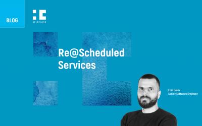 Re@Scheduled Services