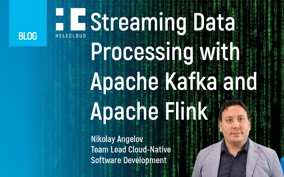 Streaming Data Processing with Apache Kafka and Apache Flink