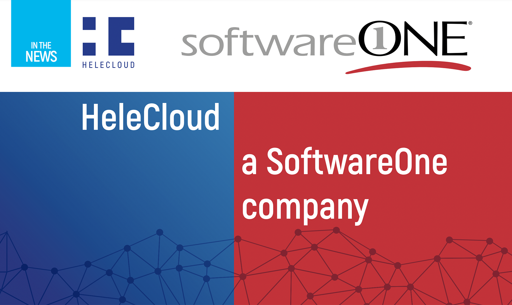 SoftwareONE acquires HeleCloud, a leading independent AWS Premier Consulting Partner in EMEA